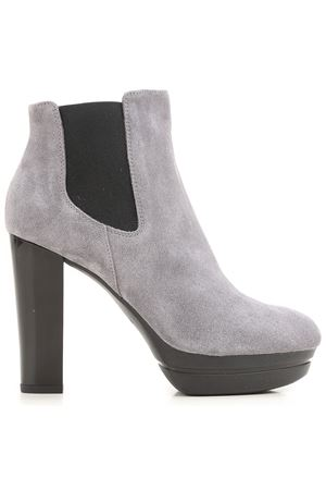 H313 suede ankle boots HOGAN | 75 | HXW3130W710BYEB800