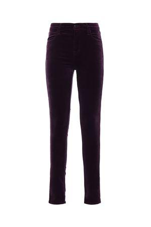 Maria velvet skinny trousers J BRAND | 24 | JB000357J935