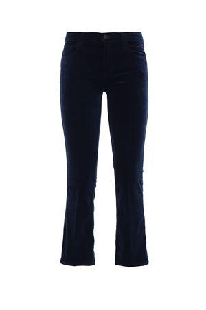 Selena velvet bootcut trousers J BRAND | 24 | JB000900BJ4071