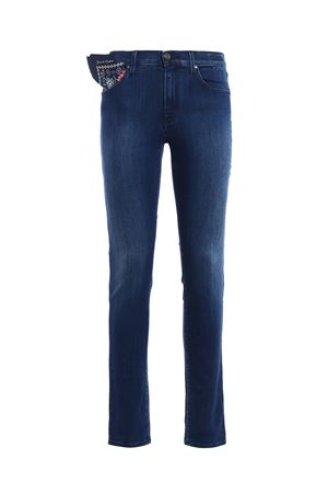 Kimberly Slim stretch denim jeans JACOB COHEN | 24 | KIMBERLYSLIM08768W4004