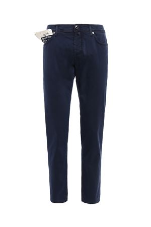 Style 656 five pocket trousers JACOB COHEN | 24 | PW656COMF00332V890