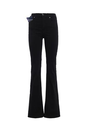 Jeans Linda a vita alta in cotone JACOB COHEN | 24 | PWLINDA00682L990