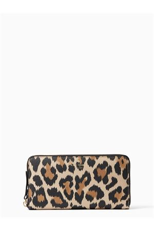 Wallet Hyde Lane Leopard Michele KATE SPADE | 63 | PWRU5987222