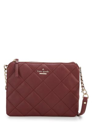 Tracolla in pelle Emerson Place Harbor KATE SPADE | 70000001 | PXRU6749621