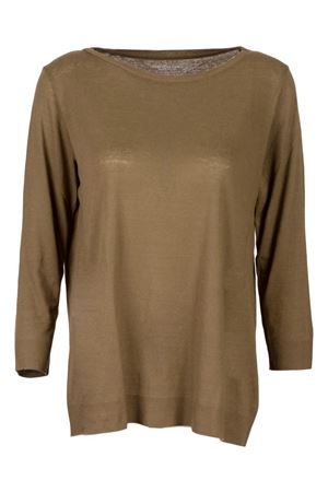 Cotton and cashmere blend sweater MAJESTIC | 7 | 0524666