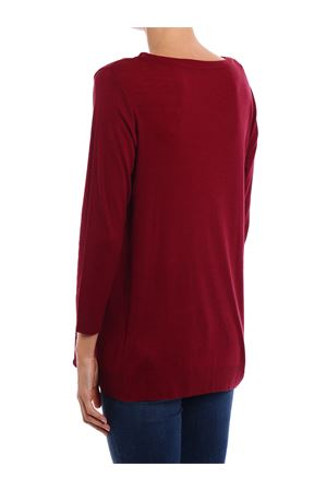 Cotton and cashmere blend sweater MAJESTIC | 7 | 0524854