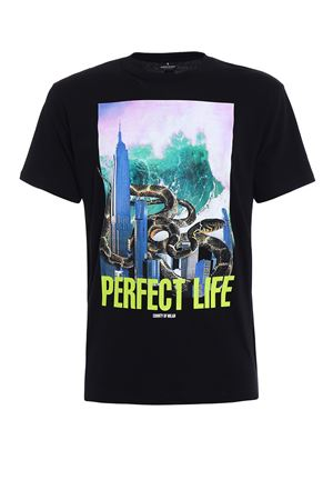 T-shirt Kamal a maniche corte MARCELO BURLON   8   CMAA018F170010181088