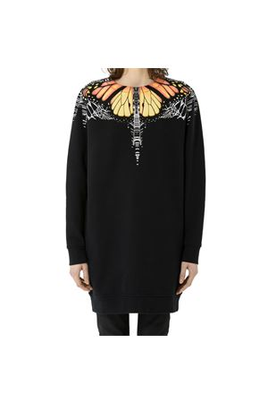 Guarana long crewneck MARCELO BURLON | -108764232 | CWBA014E175060301088