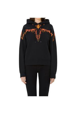 Tokanki cotton hoodie MARCELO BURLON | -108764232 | CWBB008F175062651088
