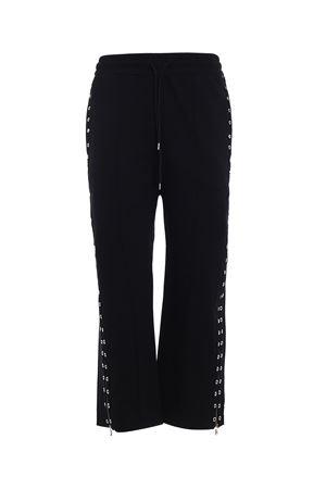 Pantaloni con occhielli e zip MCQ ALEXANDER MCQUEEN | 20000005 | 451441RIH231000