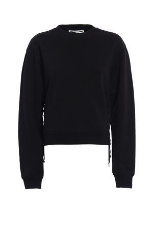 Corset details crop sweatshirt MCQ ALEXANDER MCQUEEN | -108764232 | 455959RIH161000