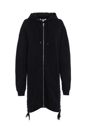 Corset details long hoodie MCQ ALEXANDER MCQUEEN | -108764232 | 472290RIH161000