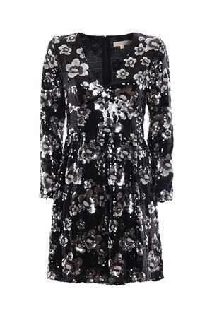 Bead and sequin embellished dress MICHAEL DI MICHAEL KORS | 11 | MF78XBE7VL099
