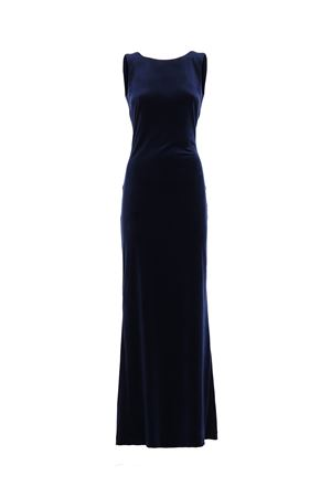 Mermaid velvet sleeveless gown PAOLO FIORILLO CAPRI | 11 | 17232738250
