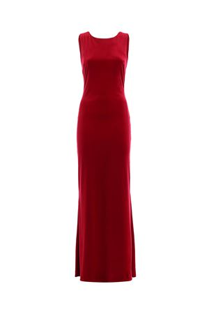 Mermaid velvet sleeveless gown PAOLO FIORILLO CAPRI | 11 | 17232738416