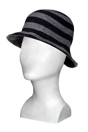 cappello rigato tesa PAOLO FIORILLO CAPRI | 26 | 45479030