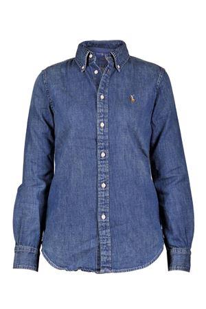 long sleeve shirt 211594681001 POLO RALPH LAUREN | 6 | 211594681001
