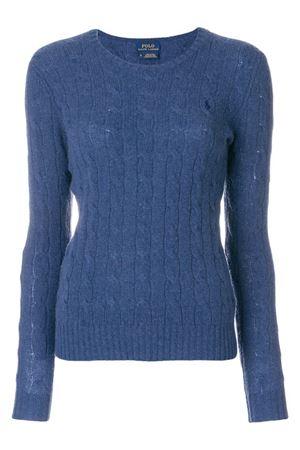 julianna classic long sleeve sweater 211525764047 POLO RALPH LAUREN | 1 | 211525764047