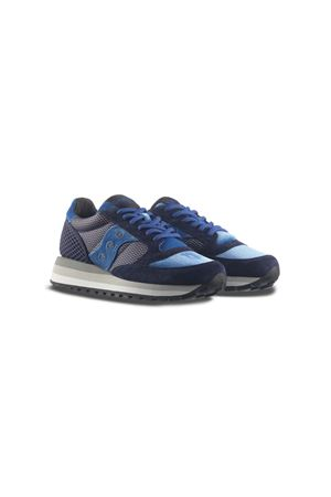 Saucony Originals Jazz Triple Special Edition Blue/Black
