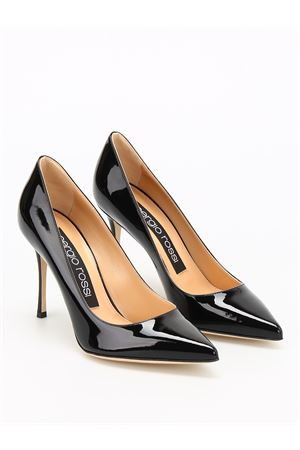 Godiva patent leather pumps SERGIO ROSSI | 5032240 | A43843MVIV011000110