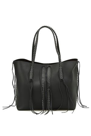 Medium Joy leather shopping bag TOD