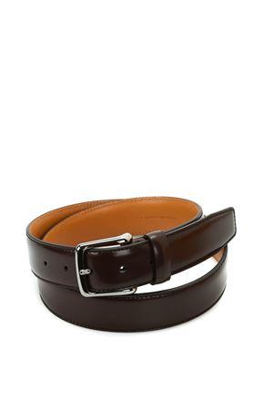 Cintura in pelle spazzolata TOD