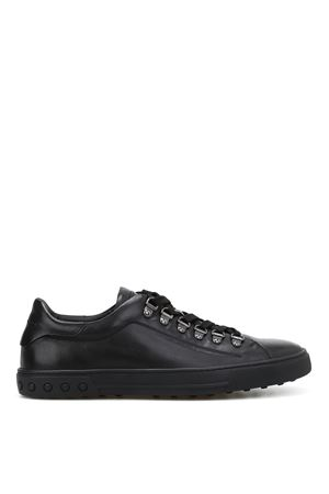 Sneakers in leather TOD