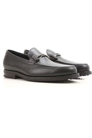 Moccasin in leather TOD