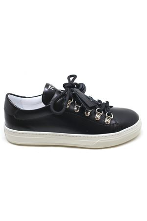 Tassel detail leather sneakers TOD