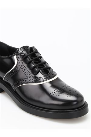 Oxford brogue in pelle spazzolata XXW0ZP0V040HGV513U TOD