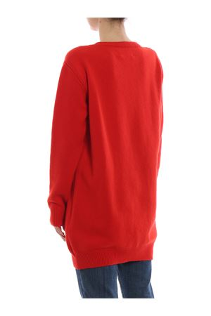 Tuesday red long crewneck ALBERTA FERRETTI | 20000006 | 04856602J1114