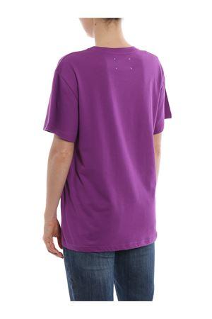 T-shirt viola It