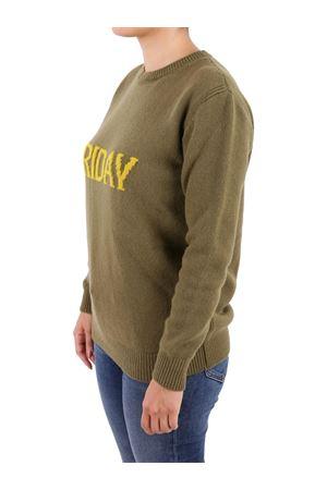 Rainbow Week Friday cashmere blend crew neck ALBERTA FERRETTI | 1 | 09436602J1427