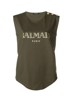 t-shirt BALMAIN | 8 | 18H158010326IC3690