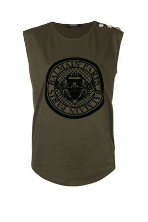 t-shirt BALMAIN | 8 | 18H158020745IC3690