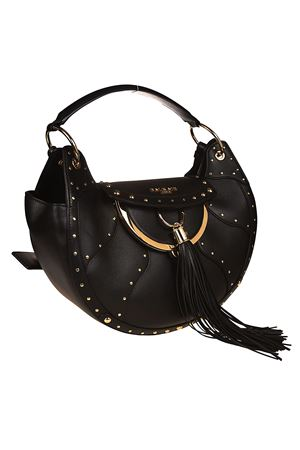Leather tote with coin purse BALMAIN | 5032265 | FS205PGLV176