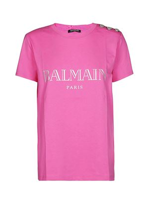 t-shirt construction BALMAIN | 8 | PF01000I015C2030