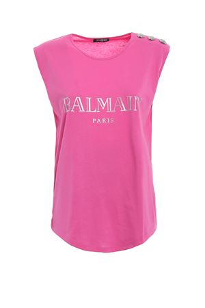 t-shirt construction BALMAIN | 8 | PF01005I015C2030