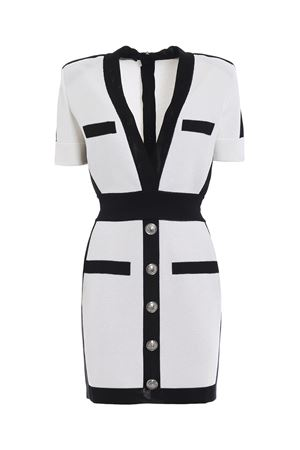 robe construction BALMAIN | 11 | PF06668K199C5233