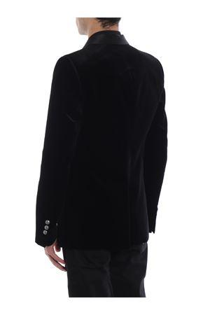 Giacca da smoking in velluto nero BALMAIN | 3 | W8H7108T223176