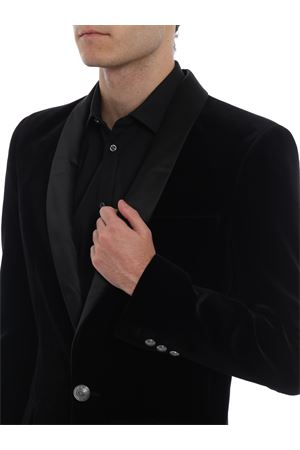Elegant and refined velvet smoking jacket BALMAIN | 3 | W8H7108T223176