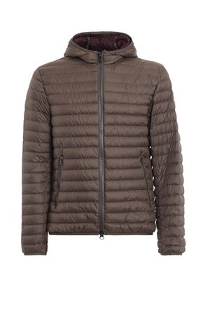 Taupe high tech fabric padded jacket COLMAR | 783955909 | 1277R8RQ331