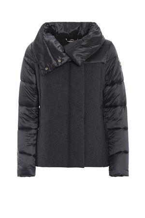 Piumino grigio in lana e nylon COLMAR | 783955909 | 20353SR338