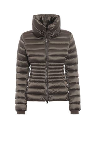 Place funnel neck taupe puffer jacket COLMAR | 783955909 | 2253R7QD331
