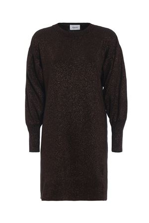 Wool blend lurex knit dress DONDUP | 11 | A872M00601002PDD999Z