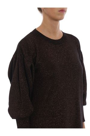 Abito misto lana con lurex DONDUP | 11 | A872M00601002PDD999Z