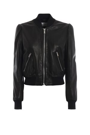 Supple nappa leather bomber jacket DONDUP | 13 | DJ165PL0200XXXPDD999