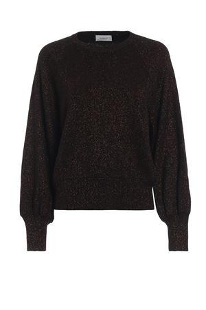 Lurex wool blend sweater DONDUP | 20000006 | DM211M00601002PDD999Z