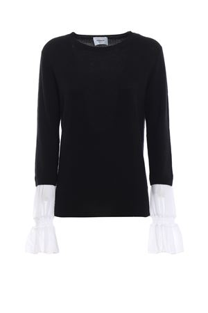 Georgette cuff merino and cashmere sweater DONDUP | 20000006 | DM216M00543002PDD999