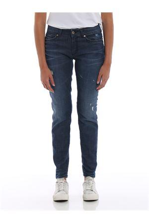 Jeans skinny Gaynor a vita bassa DONDUP | 24 | DP238DS0199T67BPDD800